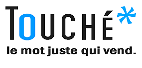 Touché* Traduction
