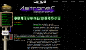 Astronef